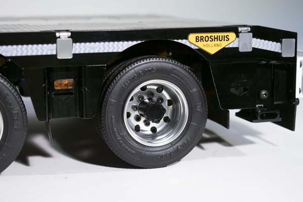 Broshuis tamiya low loader 114 scale radio controlled