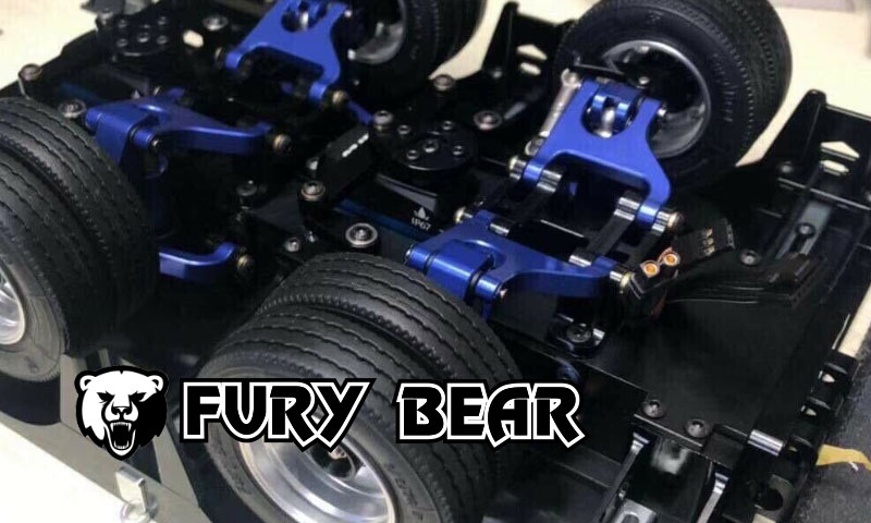 about fury bear design 1/14