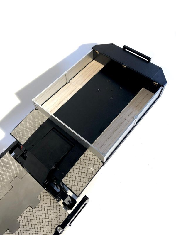 Broshuis tamiya low loader 114 scale radio controlled