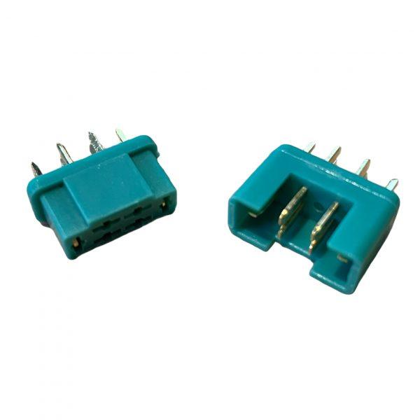 Plug 6 pins connector Light 1/14 rc
