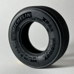 114 Customs Michelin front tire fury bear