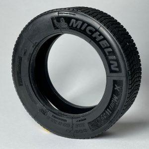 114 Customs Michelin low powered axle tire fury bear