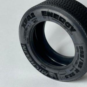 114 Customs Michelin low trailer tire fury bear 1