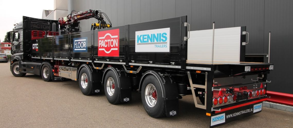 pacton trailers